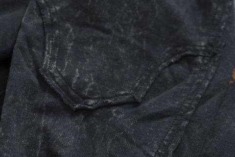 Rebel Spirit | Худи мужское RFTZH151648 дизайнерский элемент на спине