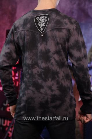 Пуловер Rebel Spirit TH121417 спина на модели
