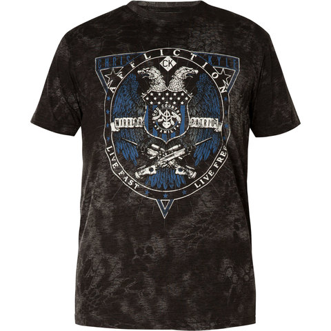 Футболка Affliction CK Honor Protect