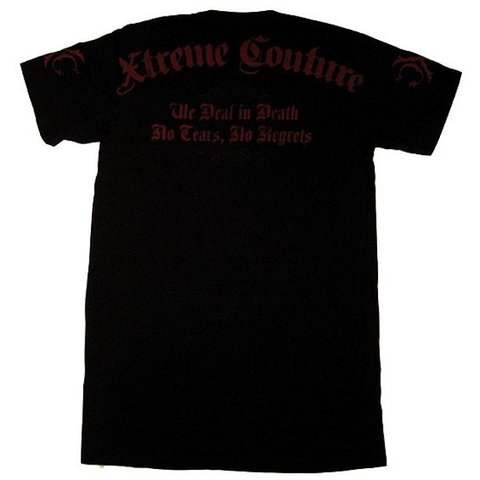 Xtreme Couture | Футболка мужская Josh Barnett X146 от Affliction спина