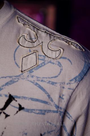 Футболка Remetee RM2234118 декоративные нашивки