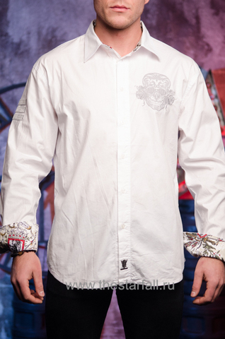 Рубашка Rebel Spirit LSW141473 перед