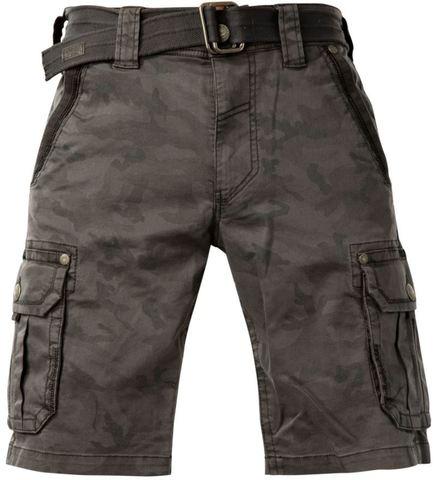 Шорты Affliction Gunsmoke Cargo Shorts