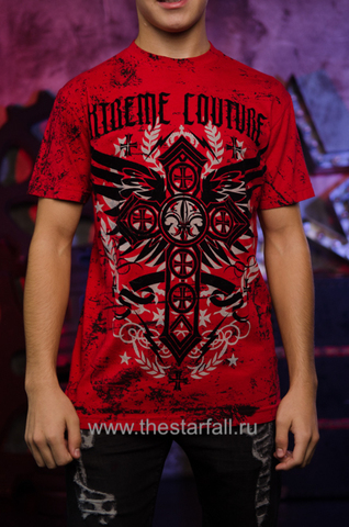 Футболка Xtreme Couture от Affliction STATUS UNKNOWN