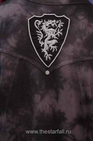 Пуловер Rebel Spirit TH121417 вышивка на спине геральдический дракон