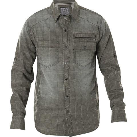 Affliction рубашка 110WV616 на пуговицах