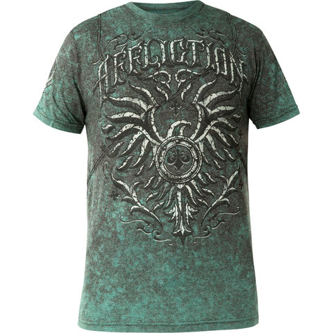 Футболка Affliction CONCRETE & FIRE