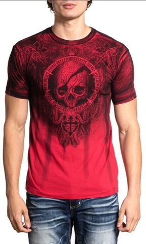 Футболка Xtreme Couture от Affliction SHADOW WALKER