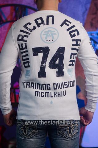 American Fighter   Пуловер мужской AF226745 от Affliction спина