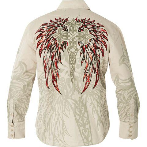 Рубашка Rebel Spirit LSW110777