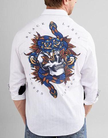 Рубашка Affliction Wayward