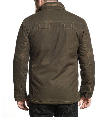 Куртка утепленная Affliction A320 спина