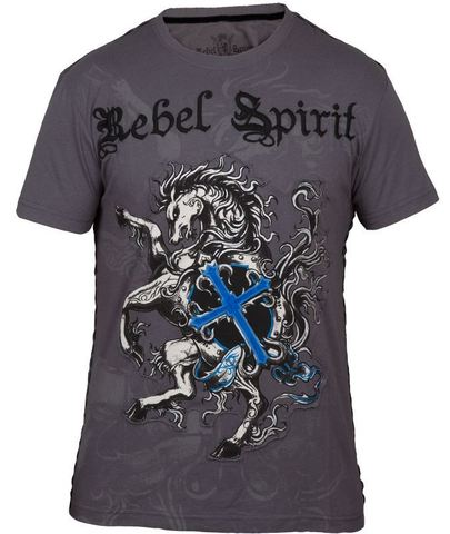 Футболка Rebel Spirit SSK121430