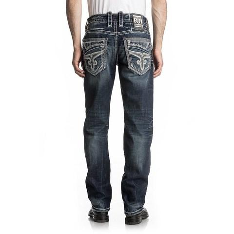 Мужские джинсы Rock Revival KAREL J202