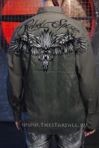 Мужская рубашка Rebel Spirit LSW121288