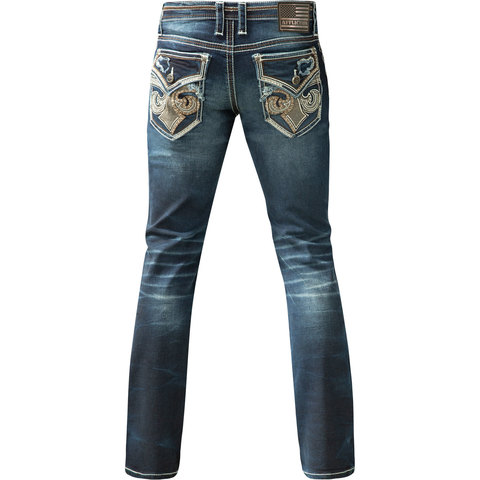 Джинсы Affliction GAGE PARALLEL ENCINITAS