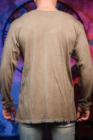 Affliction | Мужская футболка лонгслив A226804 спина