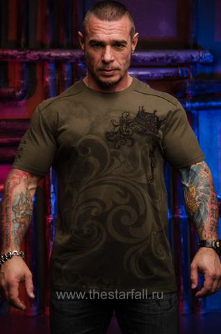 Купить футболку Rebel Spirit 280