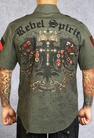 Рубашка Rebel Spirit SSW111027