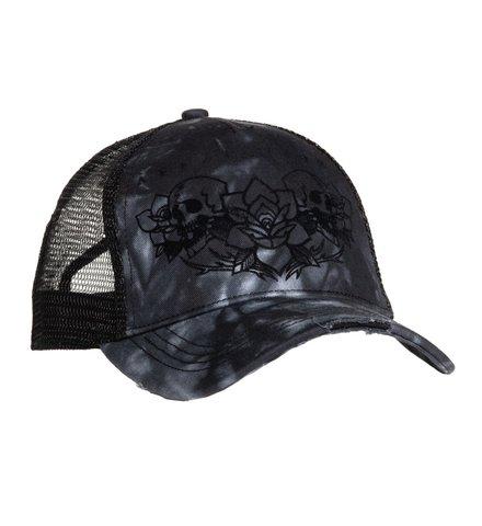 Бейсболка Affliction GRUNGE HAT
