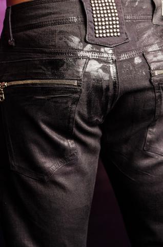 The Saints Sinphony | Мужские джинсы TSX0001 задние карманы