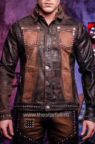 Куртка джинсовая The Saints Sinphony TSJ012BRB
