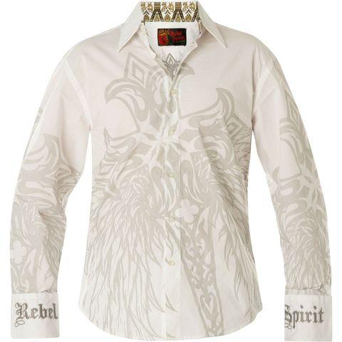 Рубашка Rebel Spirit LSW110778 перед