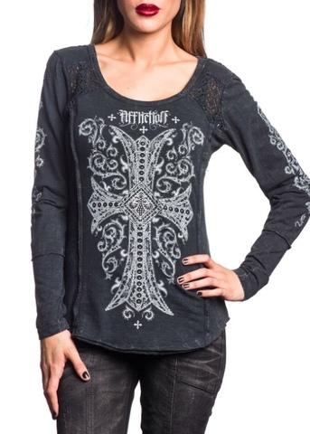Пуловер AFFLICTION SILVERSTREAM