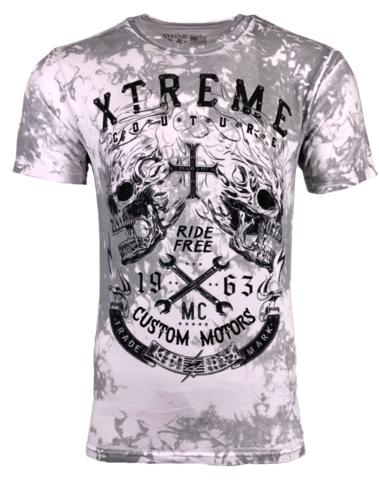 Футболка BLAZING ROADWAY Xtreme Couture от Affliction