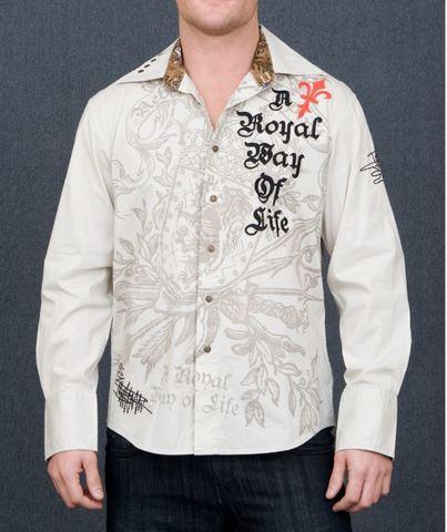Рубашка Rebel Spirit LSW173
