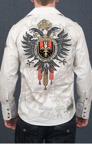 Рубашка Rebel Spirit LSW173-1