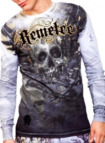 Пуловер Remetee от Affliction 2849