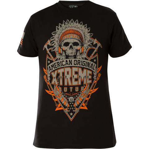 Футболка TRIBAL CYCLES S/S TEE Xtreme Couture от Affliction