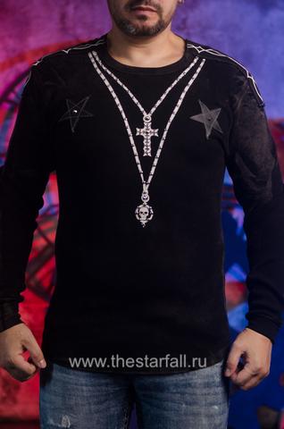 Пуловер IRON MAIDEN The Saints Sinphony