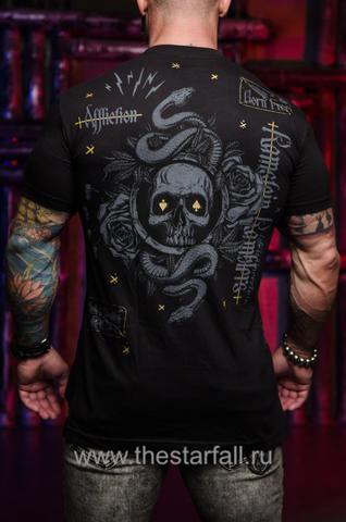 Купить футболку Affliction A18878