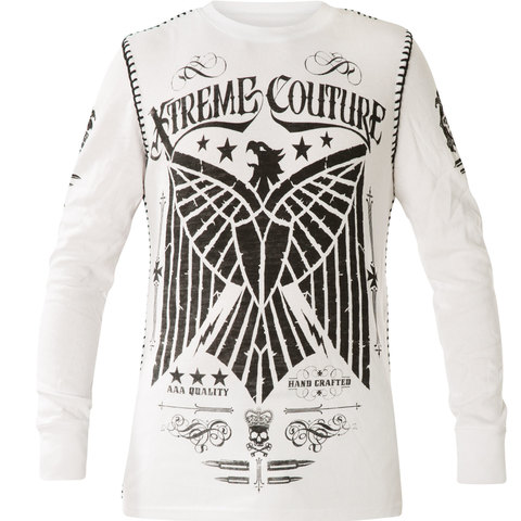 Пуловер Connect Thermal White Xtreme Couture от Affliction
