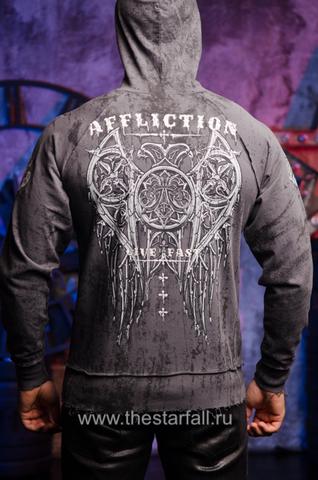 Affliction | Худи мужское A227126 спина