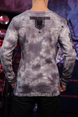 Пуловер Rebel Spirit TH110725 спина на модели