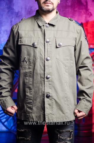 Куртка Affliction A226880  перед