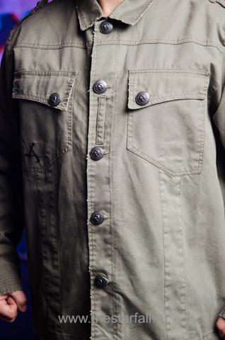 Куртка Affliction A226880 передние карманы