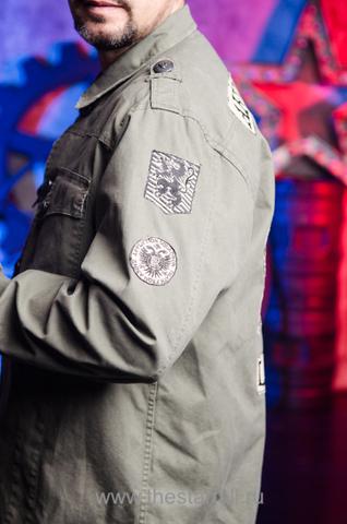 Куртка Affliction A226880  левый бок