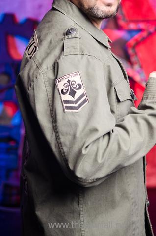 Куртка Affliction A226880  правый бок