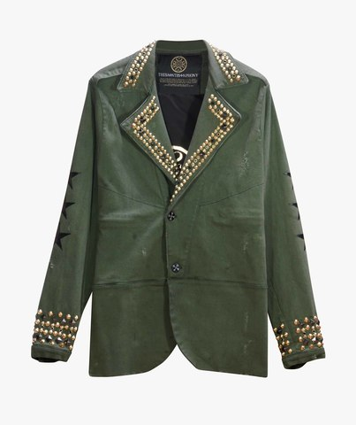 Пиджак THE SAINTS SINPHONY  MILITARY COAT OLIVE