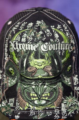 Xtreme Couture | Бейсболка X02 от Affliction принт спереди