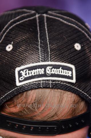 Xtreme Couture | Бейсболка X02 от Affliction сзади