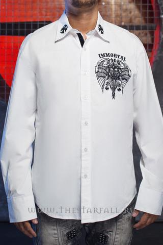 Рубашка Rebel Spirit LSW141722 перед