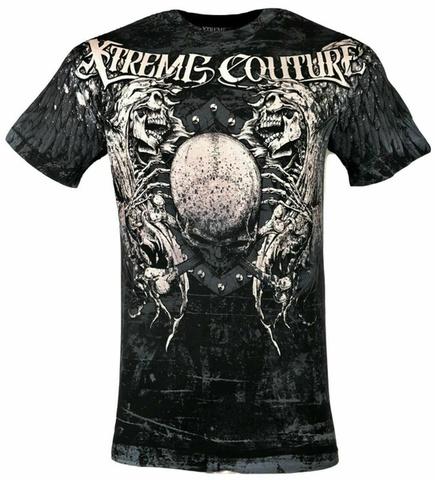 Xtreme Couture | Футболка мужская MEGA X664 от Affliction перед