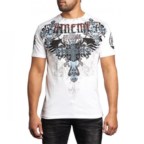 Xtreme Couture | Футболка мужская CLASSIC CREST X1411 от Affliction перед