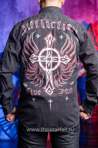 Рубашка Affliction 3846