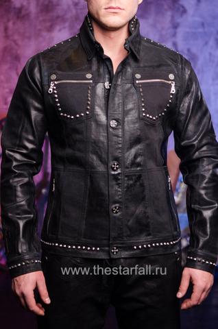 куртка BLACK BLACK The Saints Sinphony TSJ012BB